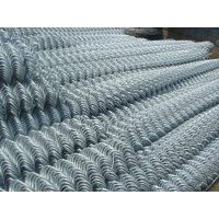 hot dipped galvanized chain link mesh/diamond mesh,