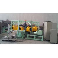 Eight-station Cylinder Sleeve Centrifugal Casting Machine