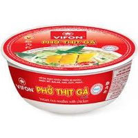 BOWL INSTANT RICE NOODLES WITH CHICKEN (120g)