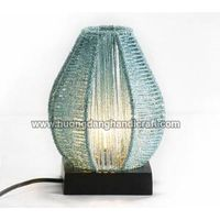 Children Lotus Table Lamp for home decoration