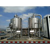 Stainless steel brewing equipment stainless steel mash tun thumbnail image