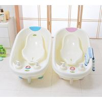 Best Quality Baby bathtub, plastic child bathtub children plastic tub lower price with thermometer
