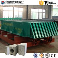 Precast Concrete exterior Lightweight Wall Panel Forming Machine