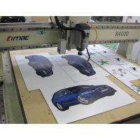 China LIMAC vison system for Print to cut