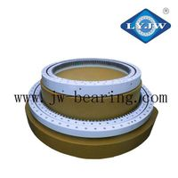 Wind power slewing bearing