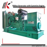 Cummins 300kw water-cooled generator diesel price in India
