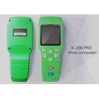 X-200pro oil reset too