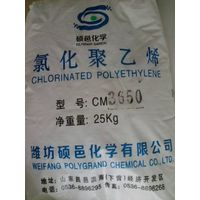 chlorinated polyethylene (CPE) elastomer for cable