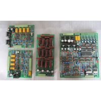 circuit boards for solid state high frequency welder
