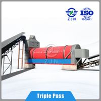 ZJN Drying Machine for environmental solution sludge treatment for Dyeing/Textile Sludge Drying