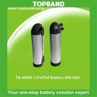 New motorcycle battery 48V with lifepo4 battery cells