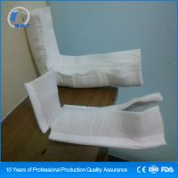 Porous and Light Weight Medical Splint Wrist Finger for Orthopedic Injuries
