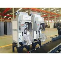Valve bag packing machine for dry powder materials thumbnail image