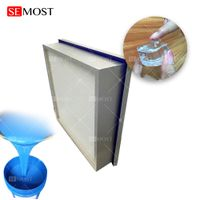 Liquid Silicone Gel for Air Filter Filling