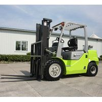 3.5T Four Wheel Electric Forklift Truck thumbnail image