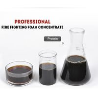 P3% fire fighting foam concentrate/ protein foam extinguishing agent