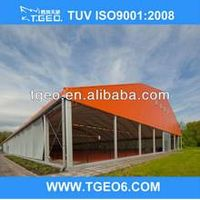 OUTDOOR EXHIBITION/TRADE SHOW/EVENT QUADRILATERAL ROOF TENT/MARQUEE WITH SIDEWALL thumbnail image