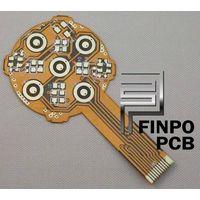 2 Layer Flexible PCB, 2 Layer Flexible Board, 2 Layer FPC