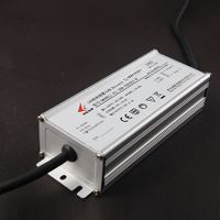 100W 12V8.3A 24V 4.2A Ip67 waterproof LED power supplies for signage light box led modules led strip