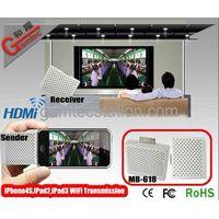 Long Range Remote Wireless Mini HDMI 5.1 TV Transmitter