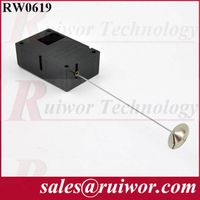 RW0619 Security Tether for Retail Displays