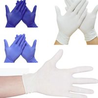 Powder free latex disposable Glove thumbnail image