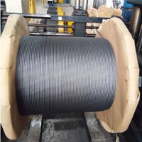 Stainless Steel Wire Rope for Bridge Project thumbnail image