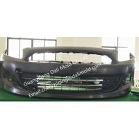 Cars' Bumper Plastic Injection Mold