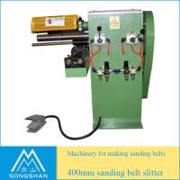 Abrasive Belt Slitting Machine---For Small Abrasive Belt Making