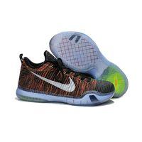 805937 900 NikeLab Kobe 10 Elite Low HTM Racecar Men basketball shoe