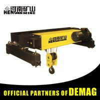 1ton 2ton 3ton 5ton wireless remote control electric Wire Rope hoist price