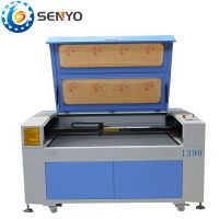 CE certificated jinan 900x1300mm SY1390 acrylic laser cutting machines / cnc laser cutting machine thumbnail image