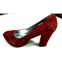 ladies high-heel shoes