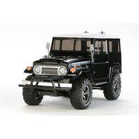 Tamiya Toyota Land Cruiser 40 CC01 1/10 4WD Electric Crawler Black TAM58564