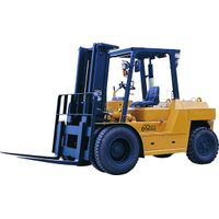 German quality, easy affordable new design forklift truck with CE thumbnail image