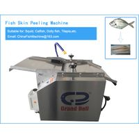 Catfish-Mackerel-Salmon Skin Remover Machine China