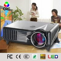 CRE X300 1500LUMENS LCD LED CHEAP MINI PROJECTOR