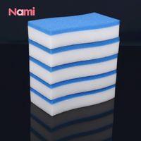 Factory Manufacturer White Eraser Sponge Magic Scouring Pad White Magic Sponge thumbnail image