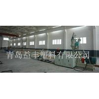 PP-R/PP/PE plastic pipe extruding production line