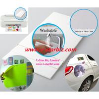 removable car sige sticker,fridge sticker,inkjet photo paper,reusable printing material thumbnail image