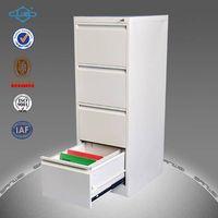 modern environmental steel 4 drawer cabinet
