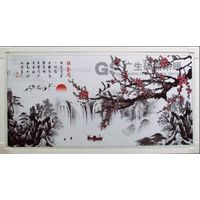 electric infrared heating panel