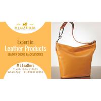 Leather handbag thumbnail image