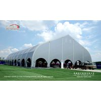 800 People Big Curve Tent for Outdoor Events and Exhibition