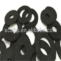 Excellent Abrasion Resistance Coarse Surface Carbon Fiber Drag Washer Plate 1mm (400*500*1mm) thumbnail image