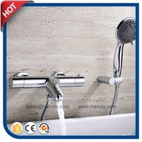 Single Lever Themostatic Bath Shower Mixer (HC18124S)