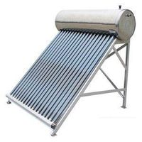 Stainless Solar Water Heater