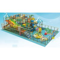 Cute mall kids indoor play structure thumbnail image
