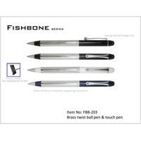 Fishbone series  pens