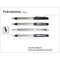 Fishbone series  pens